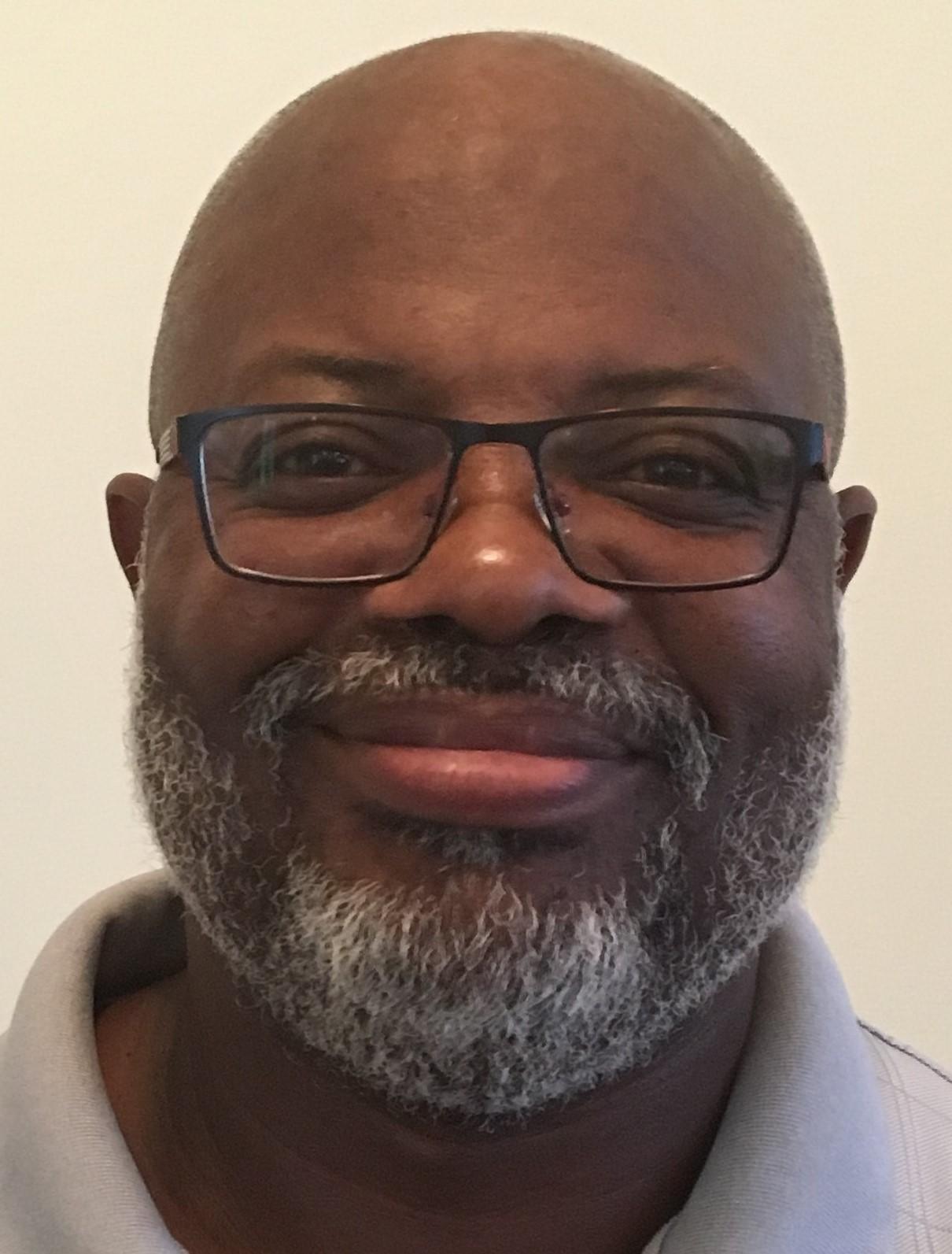 Pastor Leon Harris